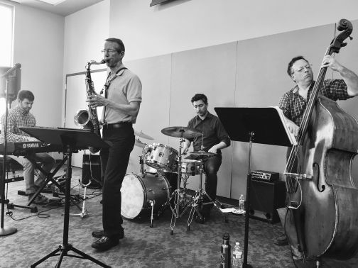 Bob Kerwin Quartet Sequoya Library
